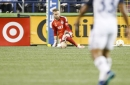 Teammates not blaming Stefan Frei after loss to Philadelphia