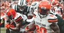 Browns WR Jarvis Landry expected to play against Jets