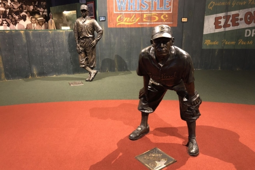 The sordid travels of a Cubs fan: Kansas City, including the Negro Leagues Museum