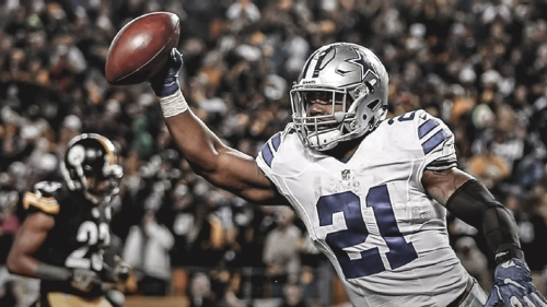 Cowboys RB Ezekiel Elliott thinks Dallas is 'close' to where they need to be