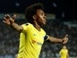 Result: Early Willian goal sees Chelsea beat PAOK in Europa League