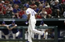 Texas Rangers Who's Hot? Who's Not? Week 25