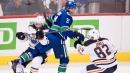 Canucks winger Loui Eriksson week-to-week with bone bruise