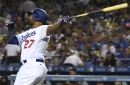 Matt Kemp Gives Dodgers Franchise And National League Record 7 Players With At Least 20 Home Runs In Single Season