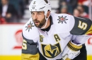 2017-18 Player Review: Deryk Engelland was a leader on and off the ice for the Golden Knights