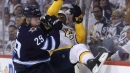 Jets, Predators tight on odds to win NHL Central Division