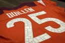 Who will wear No. 25 for Virginia Tech against Old Dominion?