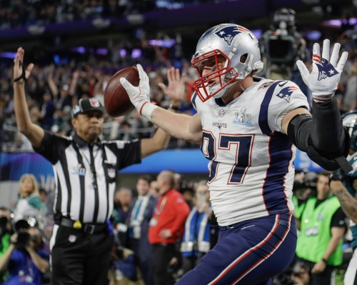 Detroit Lions must slow down Rob Gronkowski to beat Patriots. But how?