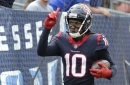 Texans-Giants game features top WRs in Hopkins, Beckham