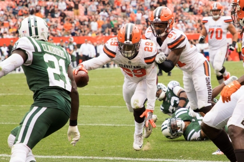 Thursday Night Football, Week 3: Browns look for first win against Jets