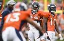 Broncos podcast: Emmanuel Sanders thriving. Demaryius Thomas struggling. An examination of veteran wide receivers.