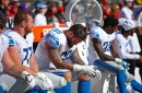 Detroit Lions' Taylor Decker disagrees with Spielman on tipping plays