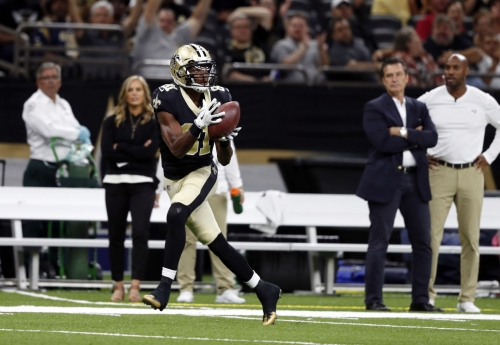Saints trying to work Cameron Meredith into game plan for Falcons