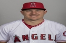 Mike Trout homers as Angels get clobbered by Athletics