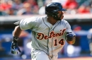 Detroit Tigers' Christin Stewart connects on first MLB home run