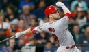 Angels sticking with Taylor Ward throughout slump, confident that he will adjust