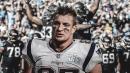 Patriots TE Rob Gronkowski added to injury report