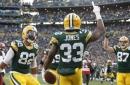 Burks, Jones return to replenish Packers' depth