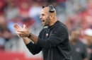 Robert Saleh talked missed tackles, rolling the free safety over, Chiefs offense