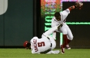 Mets beat Nationals 5-4 in extras on Jose Lobaton sac fly...