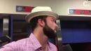 Cincinnati Reds lefty Cody Reed discusses his scoreless outing against the Miami Marlins