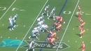 Watch: Lions' Taylor Decker tipping plays?