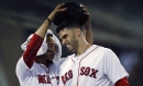 Mookie Betts or J.D. Martinez for MVP? Boston Red Sox teammates 'really don't care much about that right now'