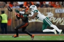 New York Jets disappointed that streak ended for Cleveland Browns (video)