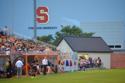 Syracuse men's soccer vs. No. 22 Virginia preview