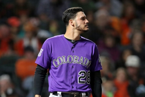 Friday Rockpile: Where'd you go, Arenado?