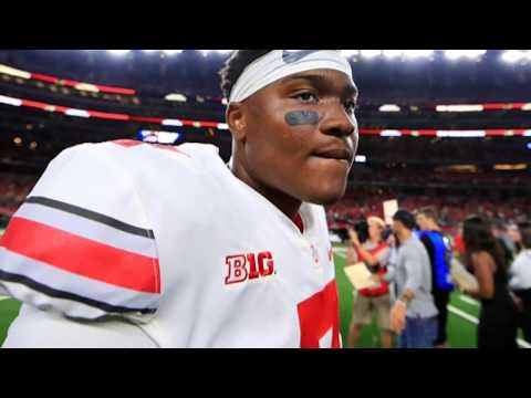 Who is Dwayne Haskins 'personal quarterbacks coach' at Ohio State?
