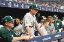 What happens if A's and Yankees end up in a tie for the wild card?