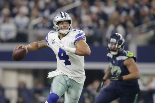 Cowboys Q&A: Can the offense win with low passing yards? Is having too many receivers hurting Dak?