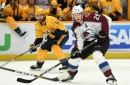 Analyzing the forward depth chart of the Colorado Avalanche