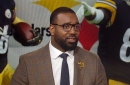 Chris Canty on Steelers' distractions: It makes it hard to execute on Sunday