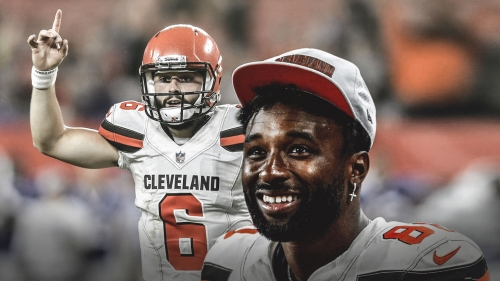 Browns' Jarvis Landry says Baker Mayfield is 'really special'
