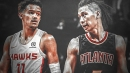 Trae Young, Jeremy Lin will compete for starting point guard job