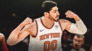 Enes Kanter won't be deterred by death threats