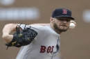 Chris Sale tonight's starter in Cleveland