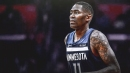 Jamal Crawford reflects on his time with Timberwolves: 'It just wasn't a happy environment'