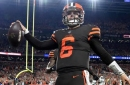 Chris Canty on Baker Mayfield: 'It's clear now, he's the best QB for this team right now'