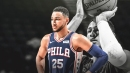 Sixers' Ben Simmons working on all-around game, but doesn't plan to hit 3s this season