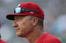 Jeff Banister is fired, team announces