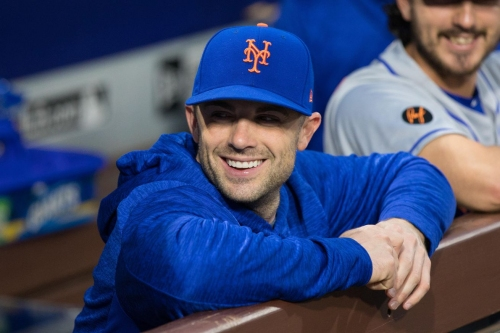 This Week in Mets Quotes: David Wright's daughters may see their father in a major league game for the first time