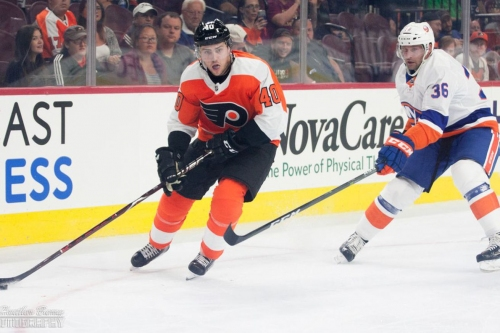 Preview: Tell me if you've heard this before, it's Flyers vs. Islanders