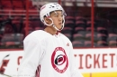 Canes Cut Eight Players from Training Camp Roster