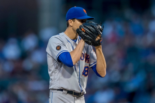 New York Mets, Washington Nationals announce Friday lineup; Jacob deGrom on the hill