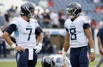 Titans' QB situation for Jaguars game remains uncertain
