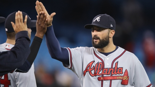 For Markakis, this is what Braves' rebuild has been all about