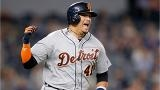 Remembering Victor Martinez's career with Detroit Tigers